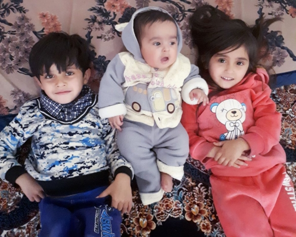 Shais, Sohaib and Abeer